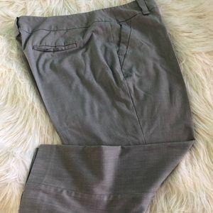 NY&Co Cropped Dress Pant